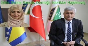 Başkan Gül; 'Dr.Hanida Hajdinoviç Meclis Başkanlığında başarılı olacaktır'