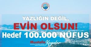 Başkan Mustafa Kayalar'dan Çağrı Var: Menderes Yazlığın Değil, Evin Olsun