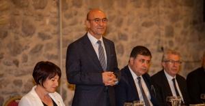 Başkan Soyer CHP'li meclis üyeleriyle buluştu