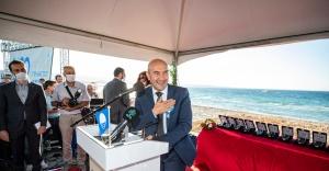 """Başkan Soyer Ulusal Mavi Bayrak Ödül Töreni'nde konuştu:  """"Şimdi İzmir zamanı"""""""
