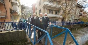 Başkan Soyer yurttaşların sorunları için Karabağlar'daydı