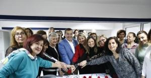 Batur Kadınlar Günü'nde kadın emeğinin merkezinde