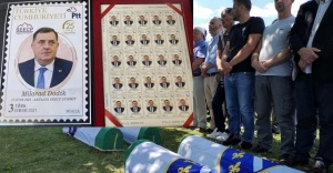 Beko: Bosna Srebrenitsa Katliamını unutursak Kalbimiz kurusun diyenler neredesiniz!