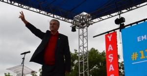 BEKO: GELİN 1 MAYIS'TA BU GAYRİMEŞRU ZORBALIĞIN KARANLIĞINA IŞIK OLALIM