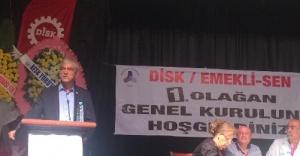 Beko: Milyonlarca Emekli Açlık Sınırı Altında Yaşamaya Devam Edecek
