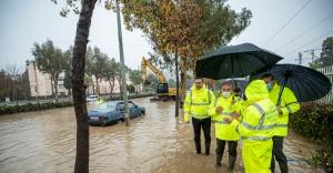 Bir yıllık yağmurun yüzde 18'i bir gecede yağdı