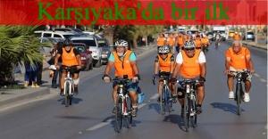 Bisiklet takımı yola çıkıyor