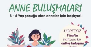 Bornovalı annelere online eğitim