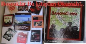 Boşnak Tarihiyle ilgili kitaplar 'Bosna Sancak Derneği'nde…