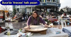 Buca Belediyesi'nde emeğin pazarı