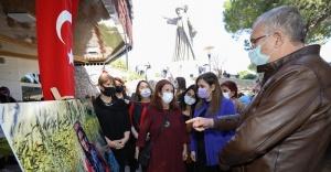 Buca Belediyesi'nden 8 Mart Dünya Emekçi Kadınlar Günü sergisi