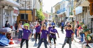 Buca'da Avrupa Hareketlilik Haftası dopdolu geçti