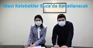 Buca'da Saadet Öğretmen ile istismara karşı ortak mücadele