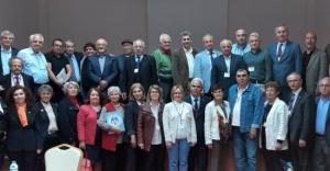 Çağdaş Eğitim Kooperatifi (ÇEK) ailesi Mersin'de toplandı
