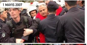 Çam: 1 Mayıs'lardaki şiddetin dozu değişmiyor, 2007-2020 kareleri aynı!