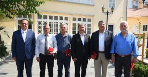 CHP Bornova'dan 'Ahde Vefa Toplantısı'