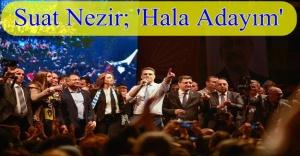 CHP Buca Belediye Başkan Adayı Nezir'den açıklama