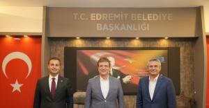 CHP Genel Başkan Yardımcısı Salıcı Edremit'te
