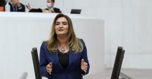"""CHP İzmir Milletvekili Av. Sevda Erdan Kılıç: """"Afetler değil, AKP'nin rant hırsı öldürüyor"""""""