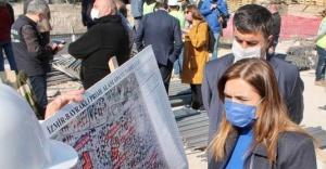 """CHP İzmir Milletvekili Av. Sevda Erdan Kılıç: """"Depremi Siyasete Malzeme Yapmayalım"""""""