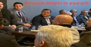 CHP İZMİR'DE KONGRE SÜRECİ