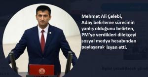 CHP'li Mehmet Ali Çelebi belge paylaşarak isyan etti