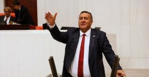 CHP Milletvekili Gürer Suudi Ambargosunu sordu, Bakan yanıt verdi