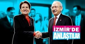 CHP ve İYİ Parti'den oluşan Millet İttifakı'nın İzmir listesi belli oldu