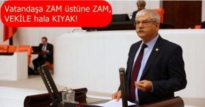 CHP'li Beko, milletvekillerine ayrıcalık tanıyan kanun teklifine tepki gösterdi