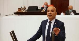 CHP'li Polat: Kaliteli maskeler yurt dışına ihraç edildi!