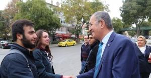 CHP'li Sertel: İktidar gençleri sevmiyor!