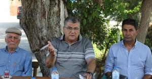 """CHP'li Sındır, """"çiftçimizin alınteri CHP iktidarında hakkını alacak!"""""""