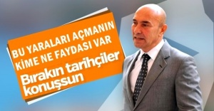 CHP'nin İzmir Büyükşehir Belediye Başkan adayı Soyer'den babası ile ilgili eleştirilere yanıt!