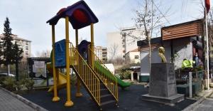 Çocuklar için güvenli parklar