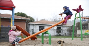 Çocuklar istiyor, Başkan Batur yapıyor