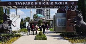 "Cordelion Taypark Kafe ""Turuncu Çember'de"""