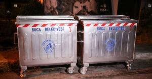 Daha temiz bir Buca için 1000 yeni çöp konteyneri