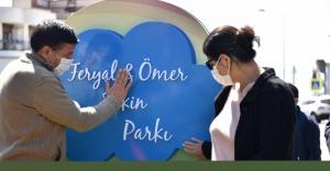 Depremde ölen kardeşlerin adı En sevdikleri parka verildi