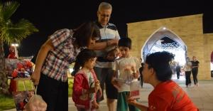 Depremle ilgili bilgilendirip gönüllü çağrısında bulundular