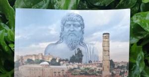 """""""EFESLİ HERAKLEİTOS FELSEFE GÜNLERİ I"""" KİTABI YAYIMLANDI"""