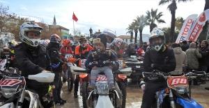 Enduro ve ATV Şampiyonası'nın finali İzmir'de başladı
