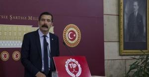 ERKAN BAŞ: ÜLKEMİZ ACILAR İÇİNDE AKP AHLAT'A SARAY YAPMA DERDİNDE