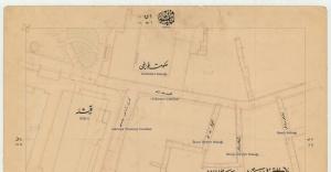 Eski İzmir'e ışık tutan harita dijital arşivde