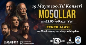 Fener Alayı ve Moğollar Konseri