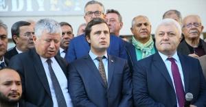 FETÖ suçlamasıyla tutuklanan Urla Belediye Başkanı için tutuksuz yargılama talebi