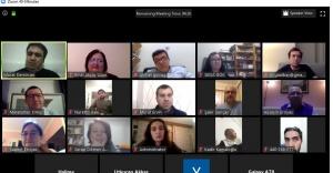 Genç gazetecilere 'Evden' tüyolar
