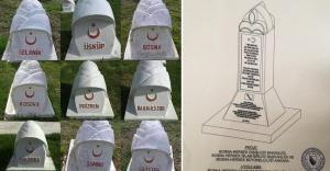 'Gönüllü Boşnak Şehitleri Anıtı' bu mu olmalı?