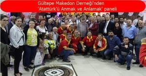 GÜLTEPE'DE ATATÜRK PANELİ