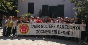 Gültepe Makedonya Göçmenleri Derneği 15 yaşında..