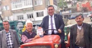 """Gürer: """"AKP, tarımdaki tehlike çanlarına kulak tıkıyor"""""""